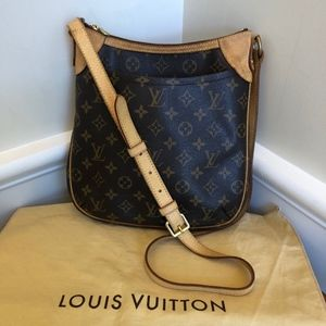 Louis Vuitton Odeon PM Monogram Cross body bag